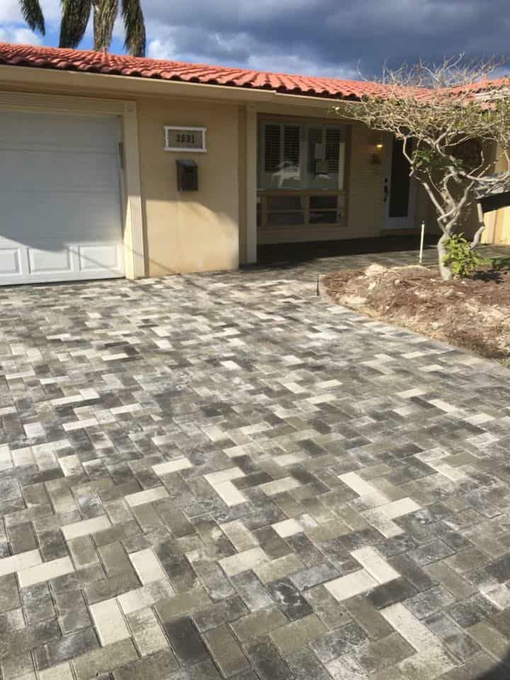 expert paver refinishing and repair company miami fl
