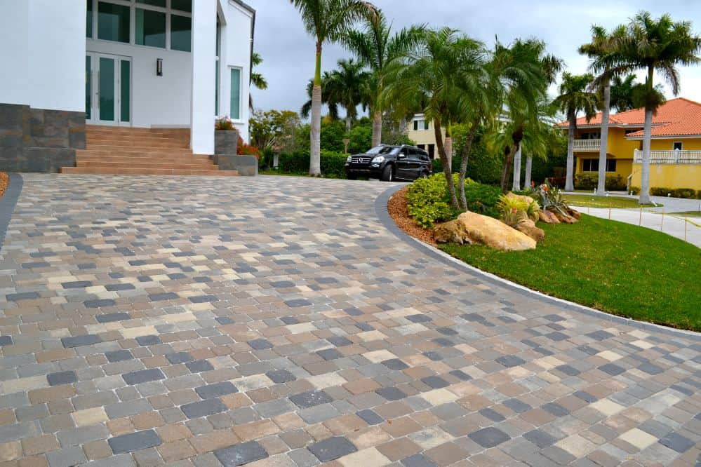 Driveway paving company in the Miami FL area